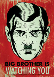 orwell big brother