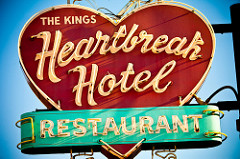 Thomas Hawk, Heartbreak Hotel Restaurant, 2010