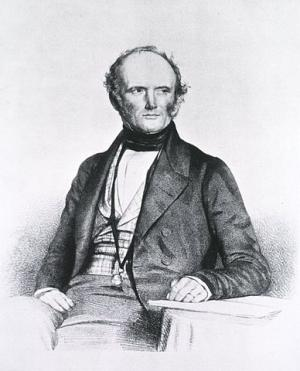 Charles Lyell, via Wikimedia Commons