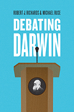 Debating Darwin cover