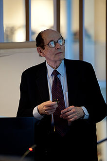 Gerald Edelman. Photograph: Anders Långberg (Anders Zakrisson), via Wikimedia Commons.