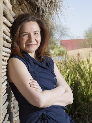 Katherine Hayhoe, photo by Ashley Rodgers, Texas Tech University
