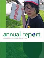 NCSE Annual Report 2016 cover