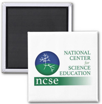 NCSE Square Magnet