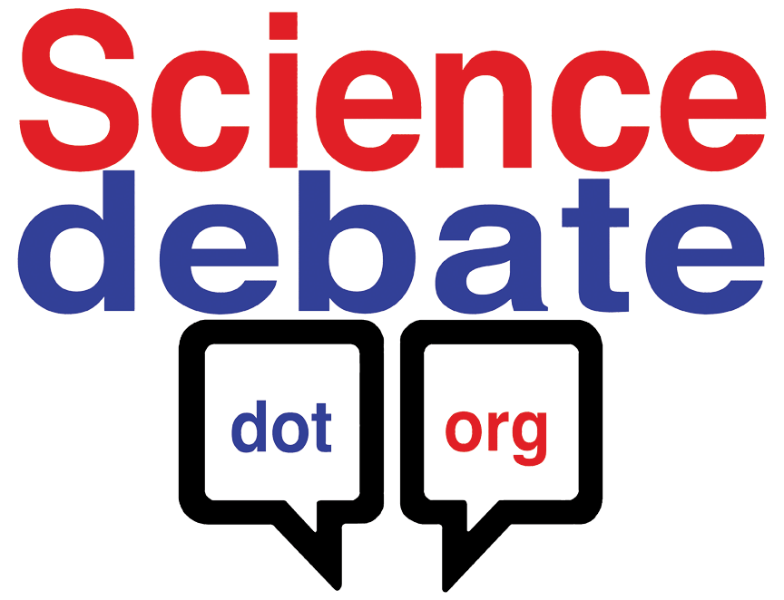 ScienceDebate logo