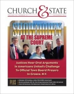 Church & State cover