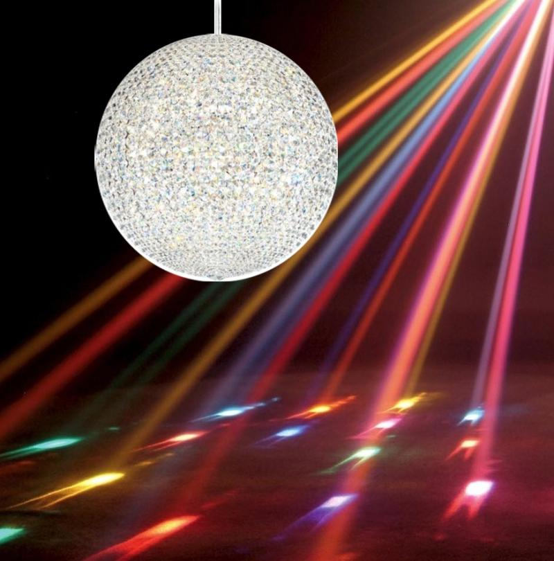Crystal Disco. ball