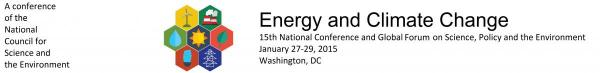 Energy and Climate Change conference logo