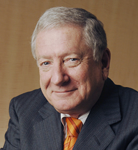 Alfred G. Gilman, via University of Texas Southwestern Medical Center