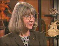 Portrait of Dr. Eugenie Scott