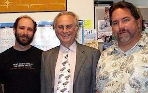 Joshua Rosenau, unidentified Darwinist, Steven Newton