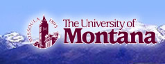 Logo of the University of Montana