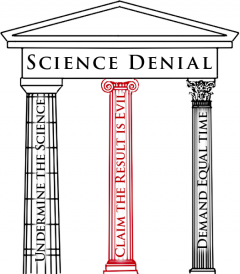 Second Pillar of Denial: by Josh Rosenau for NCSE, 2012