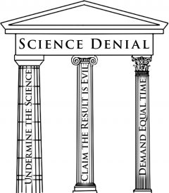 Pillars of Denial: by Josh Rosenau for NCSE, 2012