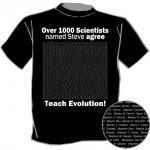 Project Steve t-shirt