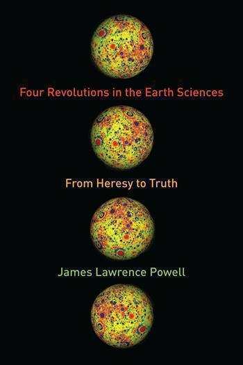 Cover of Powell, Four Revolutions in the Earth Sciences
