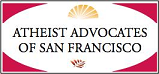 Atheist Advocates of San Francisco logo