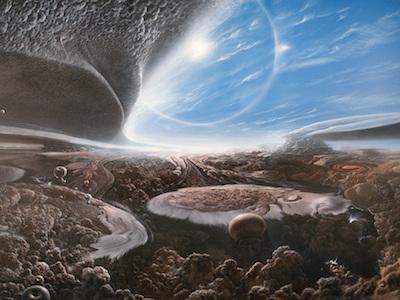 Life on Jupiter, from Sagan's Cosmos, episode 2