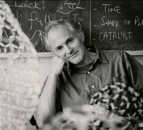 Harry Kroto. Photograph: Florida State University