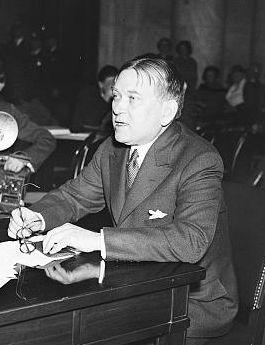 H. L. Mencken in 1935