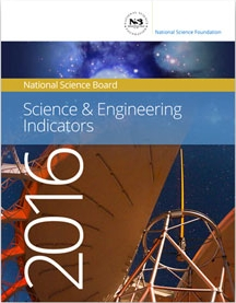 Science & Engineering Indicators 2016 cover