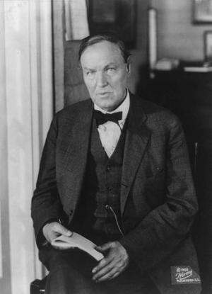 Clarence Darrow via Wikimedia Commons