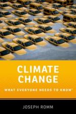 Cover of Climate Change: What Everyone Needs to Know