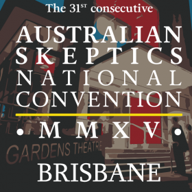 Australian Skeptics National Convention logo