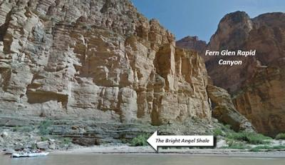 Fern Glen Canyon and our campsite