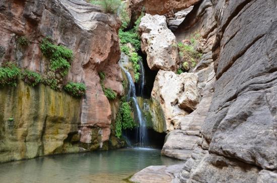 elves chasm grand canyon