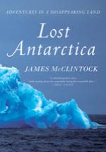Lost Antarctica cover