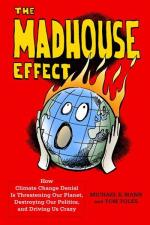 The Madhouse Effect cover