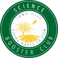 Science Booster Club Logo