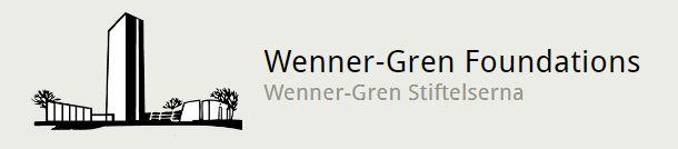 Wenner-Gren Foundations logo