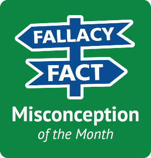 Misconception of the Month