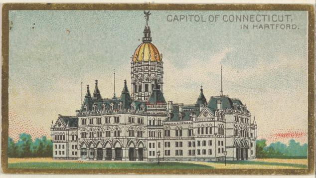 Connecticut state house
