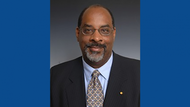 NCSE board member Joseph Graves Jr.