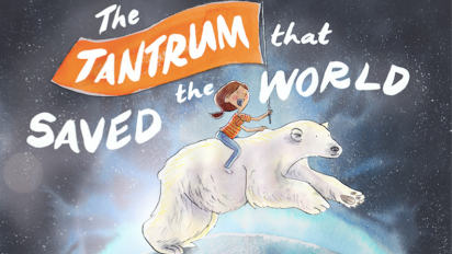 The Tantrum That Saved the World book cover