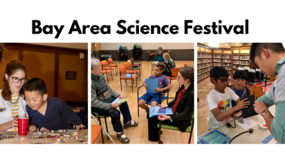 Bay Area Science Festival collage