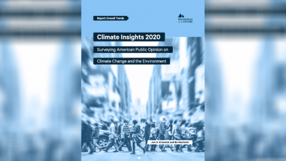 Climate Insights 2020 report