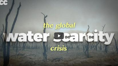 Water Scarcity YouTube video image
