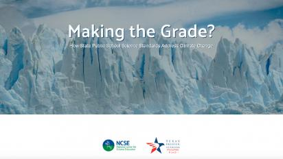 Making the Grade? report