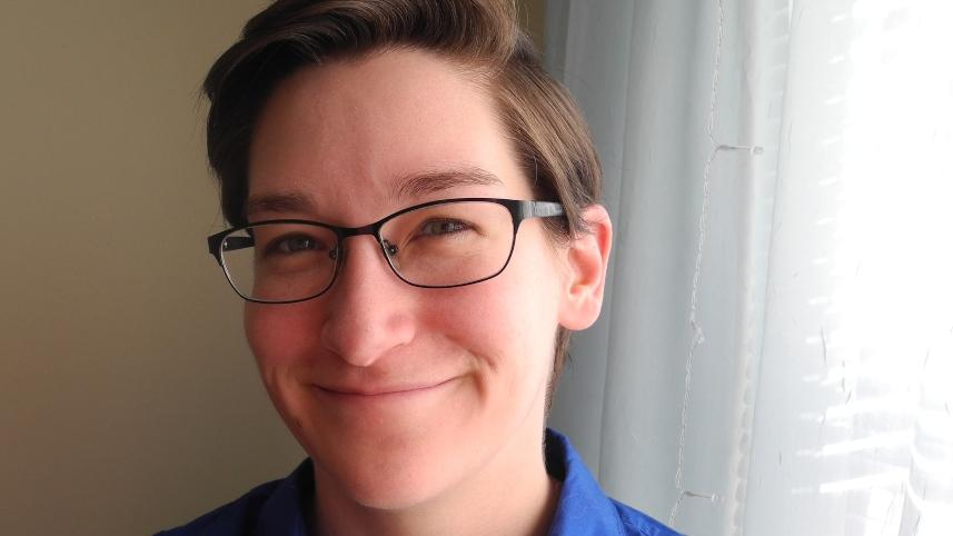 NCSE Graduate Student Outreach Fellow Laurie Luckritz