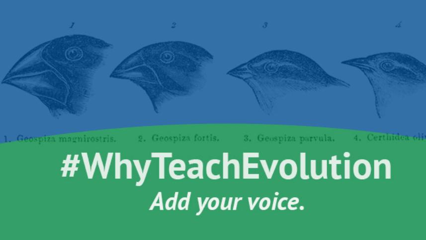 Why Teach Evolution campaign